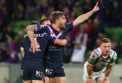 Cameron Munster re-signs with Melbourne