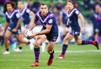 Melbourne Storm vs Cronulla Sharks: NRL Finals highlights, live scores, blog