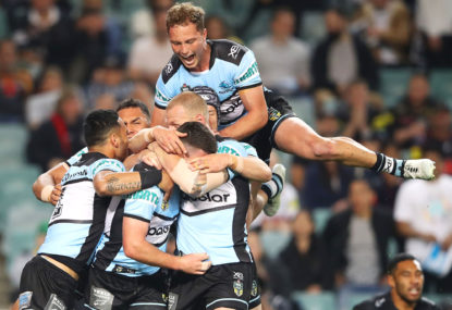 Melbourne Storm vs Cronulla Sharks NRL finals live stream and TV guide