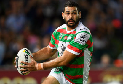 Greg Inglis in doubt to face Titans