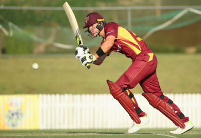 Queensland vs Victoria: JLT one-day cup live scores, blog