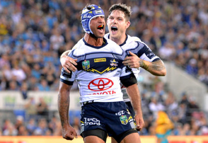 Nine talking points from NRL Round 25