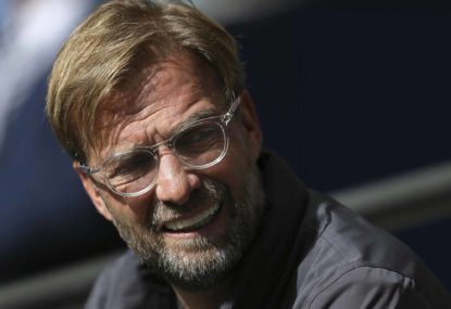 What exactly was Jurgen Klopp disrespecting?