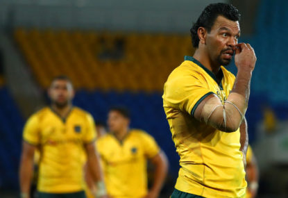 Kurtley Beale appears in second video