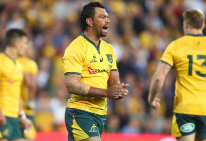 The Wallabies can win the battle of the ruck