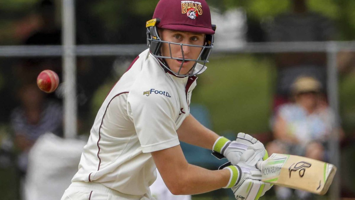Labuschagne could replace concussed Renshaw in first Test