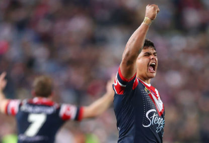 It's finally over: Latrell Mitchell officially has a new club