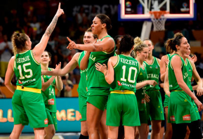 Australian Opals vs USA: Women's basketball World Cup final live scores, blog