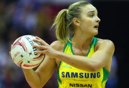 Netball Australia taking netball to new heights