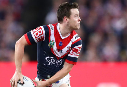 Eels' drop-off allows Keary's Roosters to come back