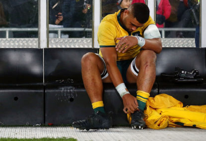 The Wrap: All Blacks seal 16th title as Wallabies stare down wooden spoon