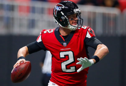 Atlanta Falcons vs Philadelphia Eagles: NFL live scores, blog