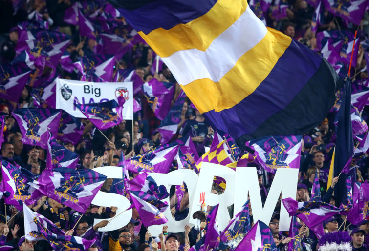 Melbourne Storm generic crowd