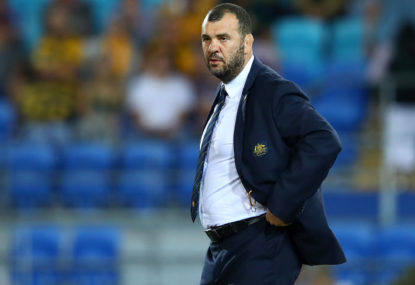 Buckle up, Cheika is going for broke on 2019 RWC challenge