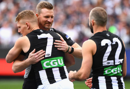 Collingwood lose out again