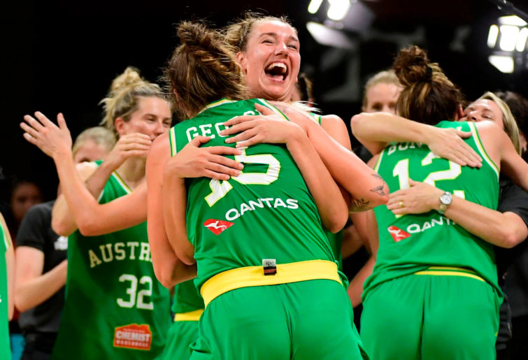 Opals Australia Womens Basketball