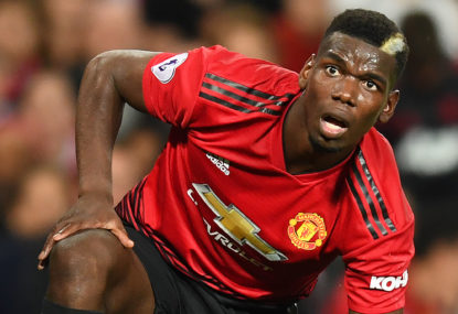 Pogba stars on EPL return