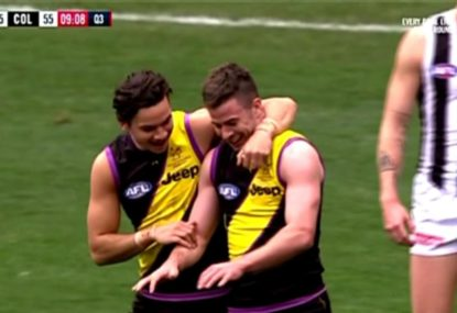 Brownlow Medal 2018: Richmond Tigers young gun Jack Higgins wins Goal of the Year