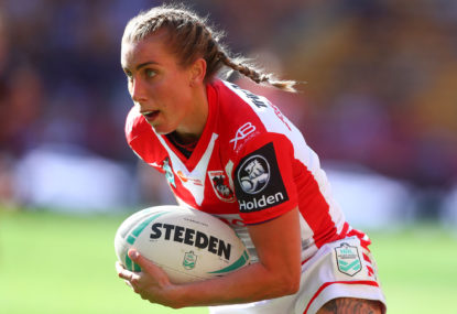 The countdown to NRLW's second season is on