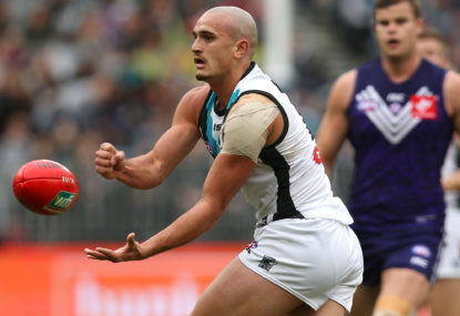 Adelaide Crows vs Port Adelaide: JLT Series AFL live scores
