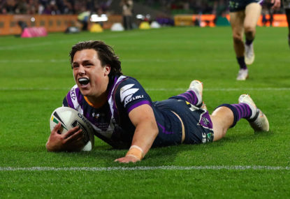 Melbourne Storm spear the Sharks, look unbeatable in 2018