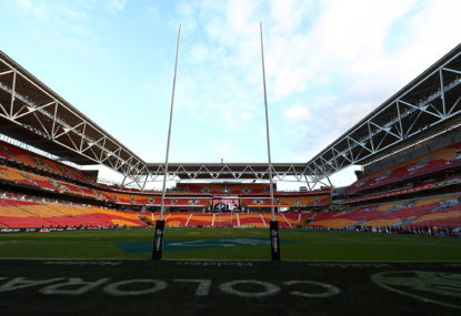 Suncorp at full capacity for Origin 3