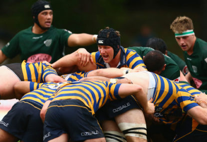 The state of grassroots rugby in Australia