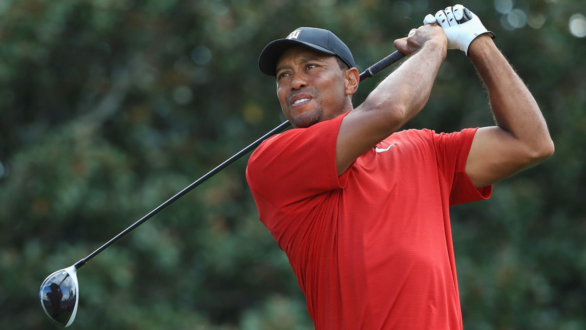 Tiger Woods helps USA retain Presidents Cup