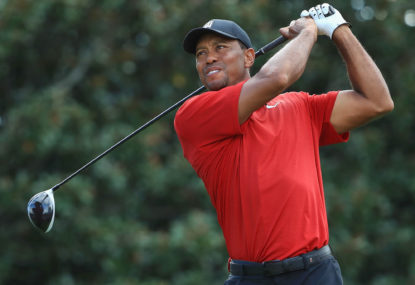 Tiger Woods wins first US PGA Tour title in more than five years