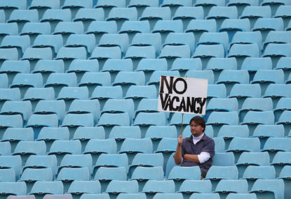 NRL and AFL crowd update: The end of the NRL's poor crowds?