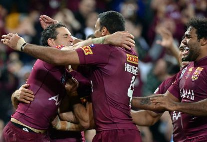 Roar LIVE: Leaving out Billy Slater was a blunder the Maroons will live to regret
