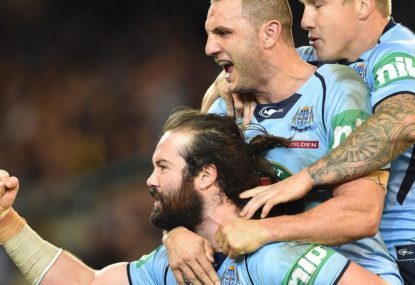 Roar and Against: Who will win Origin Game 1?