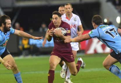 ROAR LIVE: Will Queensland's changes make a difference for Game 2?