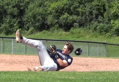 Is Sam Boshart a future all american baseball player?
