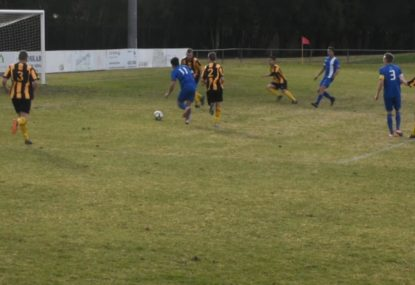 Persistent striker reaps the rewards for refusing to give up
