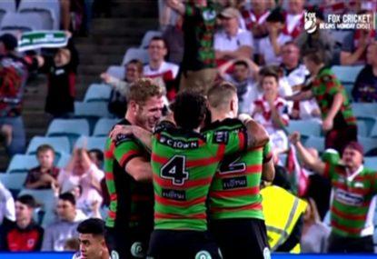 HIGHLIGHTS - South Sydney Rabbitohs vs St George Illawarra Dragons
