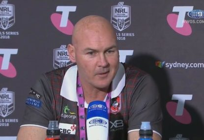 McGregor not placing any blame for Dragons' final play blunder