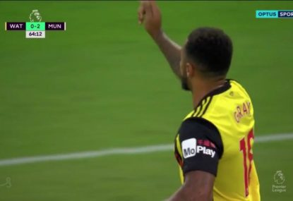 Andre Gray gives Hornets back some sting
