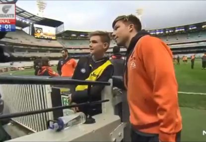 The cheeky joke that came back to haunt Toby Greene