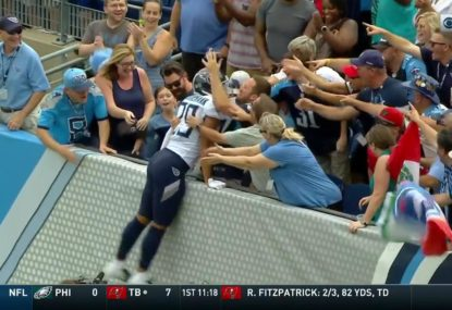 Titans' brilliant trick punt play leads to 66-yard TD