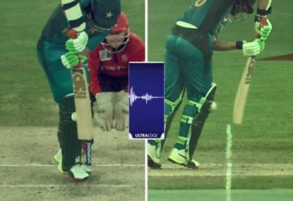 Was this a brilliant decision or an all-time howler from the third umpire?