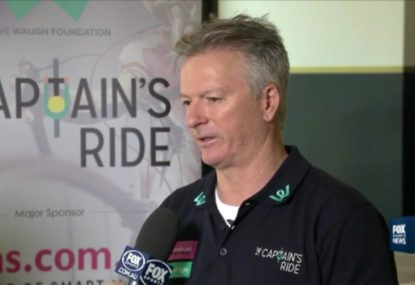 Steve Waugh hopes Aussie fans welcome back disgraced duo