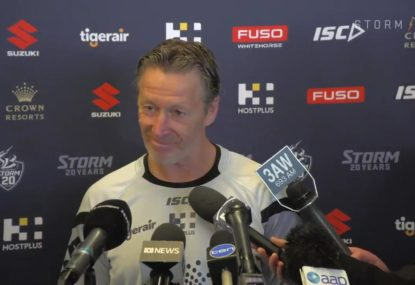 Craig Bellamy returns fire at Sharks over dirty tactics suggestions
