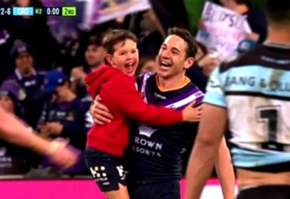 HIGHLIGHTS - Melbourne Storm vs Cronulla Sharks