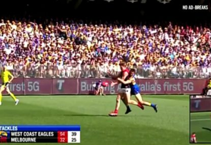 The bounce of the ball perfectly typifies Melbourne's hellish day