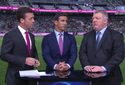 Phil Gould slams the Judiciary's Billy Slater charge