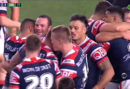 HIGHLIGHTS: Sydney Roosters vs South Sydney Rabbitohs