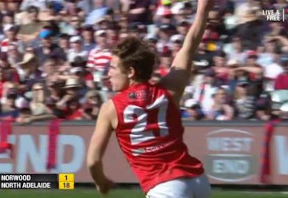 Roosters come out firing in SANFL grand final