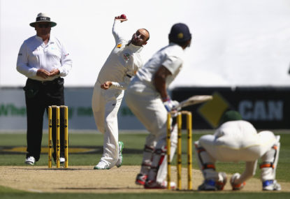 Australia vs India: First Test, Day 1, international cricket live scores, blog