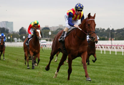 Behind the barriers: Five bets for Caulfield